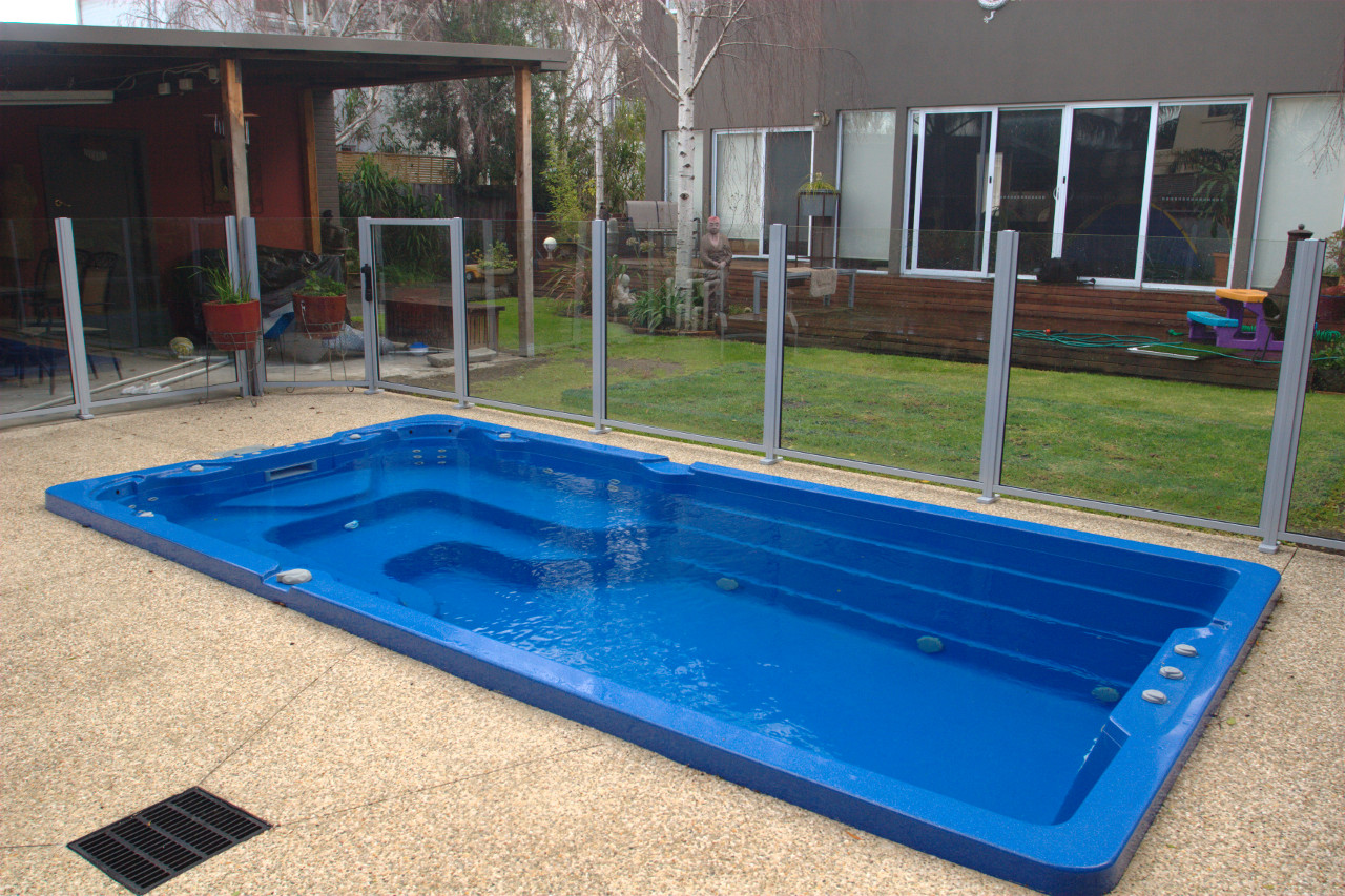 Prestige spas cheltenham products for Spa swimming pool